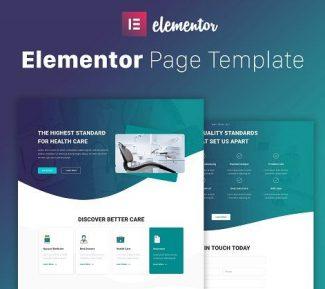 website, landing page, responsive web design